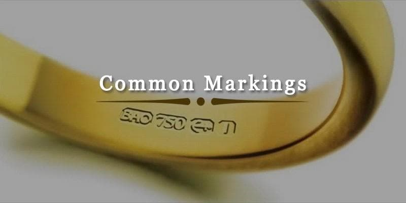 Common Markings